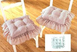 chair cushions with ties. Exceptional Chair Cushions With Ties Indoor Kitchen Or Pads For Black By O