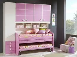 Purple Modern Bedroom Bedroom Twin Size Purple Modern Stained Solid Wood Bunk Bed Grey