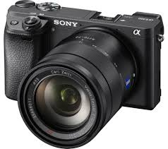 sony a6300. sony a6300 mirrorless camera with 16-50 mm f/3.5-5.6 lens - sony