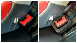 car seat buckle guards for car seats seat cover fix a belt in the right