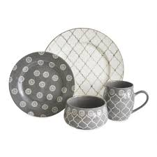 Patterned Dinnerware Sets Cool Ideas