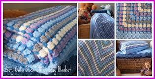 Block Stitch Crochet Pattern Interesting Decorating Design