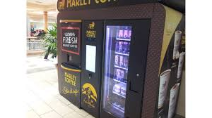 Marley Coffee Vending Machine Enchanting 48st Century Frame Of Mind VendingMarketWatch