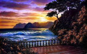 Beautiful Sunset Wallpapers (74+ ...