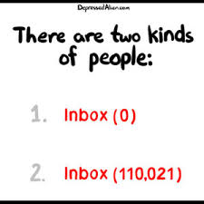 Empty inbox Tim Sneath Amazoncom Am An Empty Inbox Even My Spam By Pookynat Meme Center