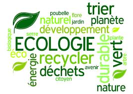 Resultado de imagen de ecologie et environnement