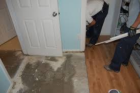 floor destruction
