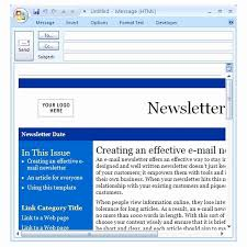Outlook Templates Free Outlook Email Template Free Shooters Journal