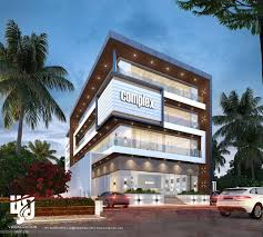 Office Building Exterior Design 3d Commercial Exterior Designs Exterior Comm 2017 26 34