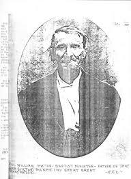 William Henry Hilton (1803 - 1885) - Genealogy