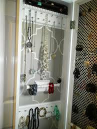 Diy Jewelry Cabinet 10 Creative Ways To Organize Your Jewelry