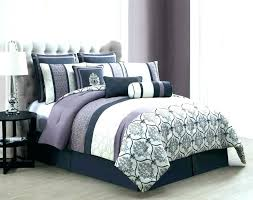 full size of navy blue white comforter sets and striped set king bedspread light grey gray