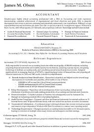 Resume Samples For Accountant Resume Professional Accounting Resume Samples 15