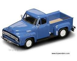 1934 Ford Pickup Truck 94204BU 1/43 scale Yatming Road Signature ...