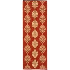 carpet pattern background home. exotic persian highlights will enhance your home with a warm indooroutdoor area rug by st martin the runner style has red background an intricate carpet pattern