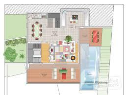 Plan De Maison Moderne 250m2 Plan Maison Etage 250m2 Of 76 Idées De Design  Plan De