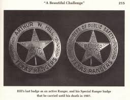 the navasota current more on fake ranger badges if you have the real thing there are some telltale signs on the back of the badge once again the reverse or peso side of the badge tells everything