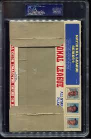1969 Transogram Complete Box Hank AAron, Tom Seaver, Jim Wynn PSA 2 RARE! |  #1758125158