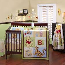 Peaceably Nursery Bedding Baby Decoration Disney Pooh Crib Boy Nursery Room  Sets Baby Nursery Nursery Ideas