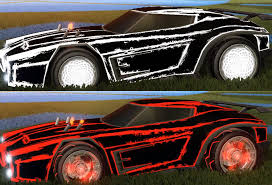 rocket league free customize colors
