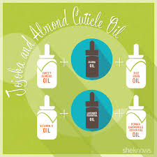 pin jojoba and almond cuticle oil from humblebeeandme com