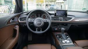 audi 2015 a6. theyu0027ve not mucked about much with the a6 interior audi 2015 d