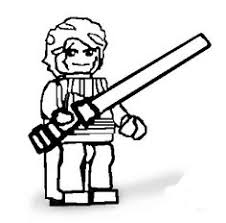 Small Picture Coloring Pages LEGO Star Wars Nathanaels Informational Site