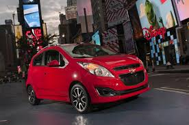 2014 Chevrolet Spark Review - Top Speed