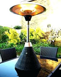 patio heater table patio heater table lush garden gas patio heater cover ideas s patio heater