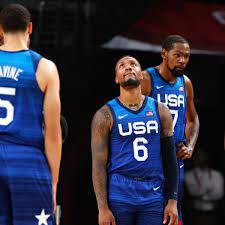 USA Olympic basketball ...