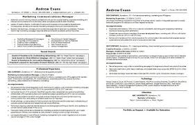 Sales And Marketing Resume Samples Interesting Resume Samples For Marketing Gorgeous Computer Science R Superb