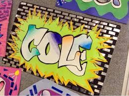 fantastic graffiti inspired projects
