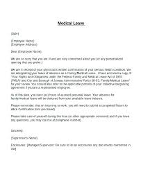 Sample Letter Eligibility To Complete Sick Leave Application For