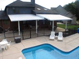 free standing aluminum patio cover. Metal Porch Roof Kit Free Standing Aluminum Patio Cover