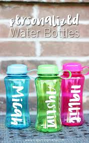 Water Bottles To Decorate Motivational Water Bottle With Fruit Infused Giggles Galore Diy 28