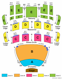 San Diego Civic Theatre Location