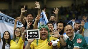 Maybe you would like to learn more about one of these? Copa America Brasiliens Selecao Feiert Party Gegen Argentinien Sport Dw 03 07 2019