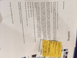 Delayed Baggage Compensation Letter I Lost My Luggage Again Thanks Vueling