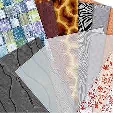 D C Fix Fensterfolie Tulia Klebefolie Transparent Bunt 45 X 200 Cm