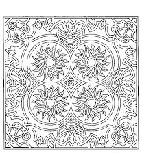 18 Best Anti Stress Coloring Pages Images On Pinterest Free Adult