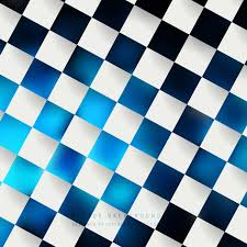 Checkered Design Blue Checkered Pattern Background Image 123freevectors
