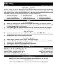 Black and White Job Hopper Resume Template
