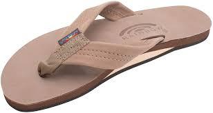 Light Brown Rainbow Sandals Rainbow Sandals Womens Single Layer Premier Leather Sandal