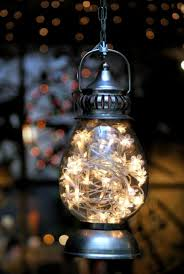 Cheap lighting ideas Hanging Garden Lights With Solar Panels Is One Of The Best Alternatives That Not Only Saves Energy But Is Also Environmentally Friendly Ofdesign Garden Lights Ideas Cheap And Effective Interior Design Ideas