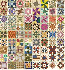 Machine Embroidery Designs - Cross Stitch Technique & Six Sets Quilt Blocks machine embroidery designs Adamdwight.com