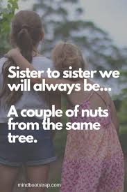 75 Inspiring Sister Quotes And Sayings To Express Your Feeling Of