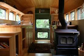 tiny house school bus. \ Tiny House School Bus
