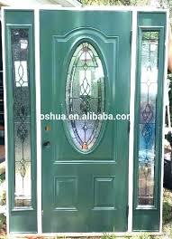 front door inserts oval glass door front door oval glass inserts leaded glass door inserts leaded