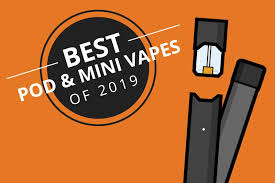 7 Best Pod Vapes and JUUL Alternatives <b>2019</b> [Dec]