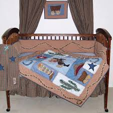 rocking horse themed baby room